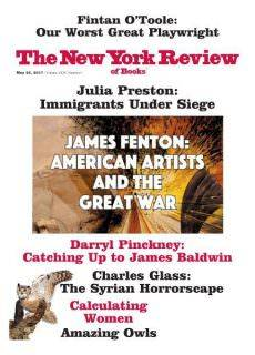 The New York Review of Books — May 25, 2017