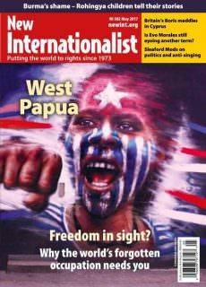 New Internationalist — May 2017