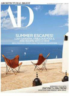 Architectural Digest USA — June 2017