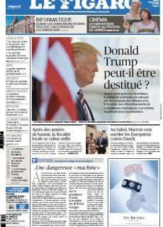 Le Figaro du Samedi 20 et Dimanche 21 Mai 2017