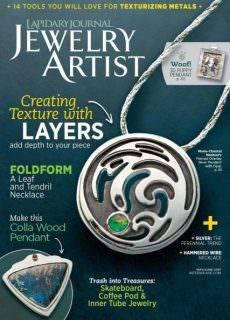 Lapidary Journal Jewelry Artist — May-June 2017