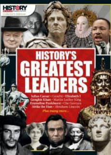 History Revealed – History's Greatest Leaders 2017