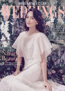 Hong Kong Tatler Weddings April 2017