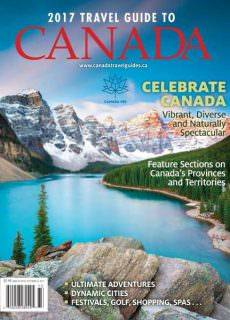 Globelite Travel Guides — Travel Guide to Canada 2017