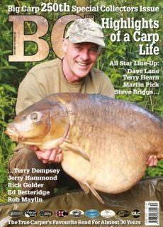 Big Carp — June 2017