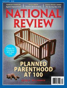 National Review – June 12 2017