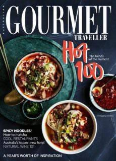 Australian Gourmet Traveller — May 2017