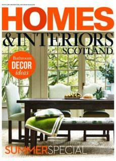 Homes & Interiors Scotland — May-June 2017