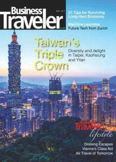 Business Traveler USA — May 2017
