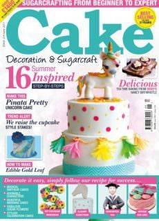 Cake Decoration & Sugarcraft — June 2017