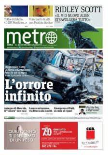 Metro Roma – 11 Maggio 2017