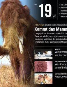 Spektrum Die Woche No 19 – 11 Mai 2017