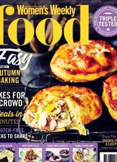 The Australian Women's Weekly Food – Issue 27 2017
