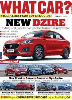 What Car India — May 2017