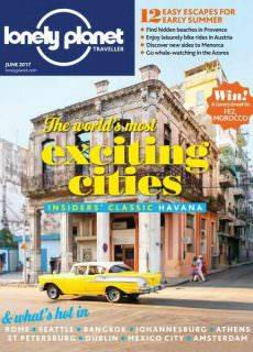 Lonely Planet Traveller UK — June 2017