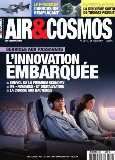 Air Cosmos N2541 31 Mars 2017