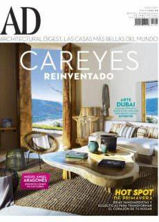 Architectural Digest Mexico — Mayo 2017