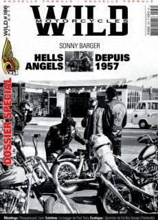 Wild Motorcycles N.186 — Mai 2017