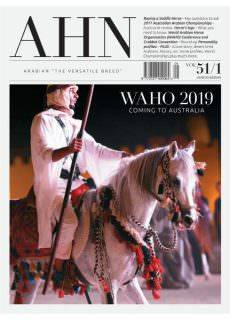 Arabian Horse News Volume 51 Issue 1 2017