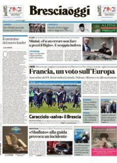 Brescia Oggi – 7 Maggio 2017