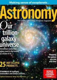 Astronomy — June 2017