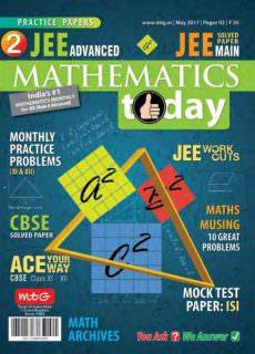 Mathematics Today — May 2017