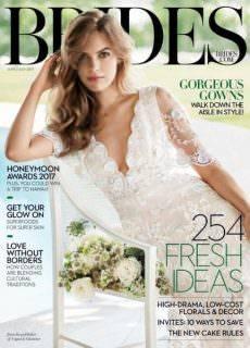 Brides USA — June-July 2017