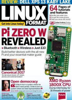 Linux Format UK Issue 223 May 2017