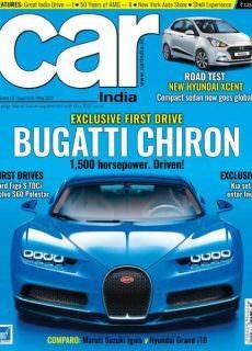 Car India — May 2017