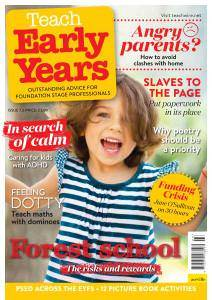 Teach Early Years – Volume 7 Issue 3 2017