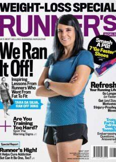 Runner's World South Africa — May 2017