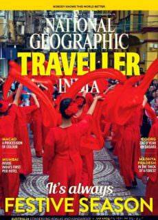 National Geographic Traveller India – May 2017