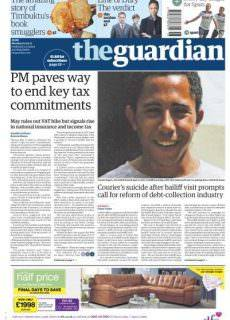 The Guardian — May 1, 2017