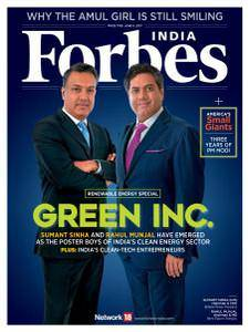 Forbes India June 9 2017