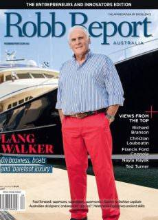 Robb Report Australia — May 2017