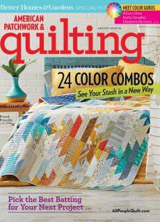 American Patchwork & Quilting – June 2017