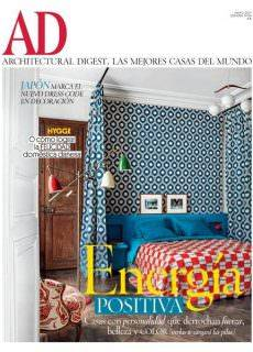 AD Architectural Digest Spain — Mayo 2017