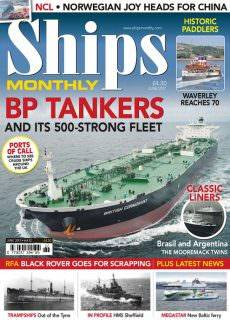 Ships Monthly – June 2017
