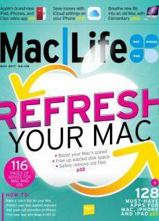 MacLife — Issue 128 — May 2017