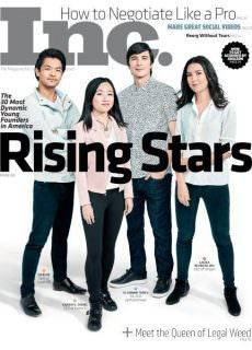 Inc. Magazine — May 2017
