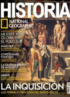 Historia National Geographic — Mayo 2017