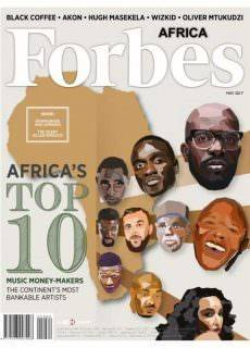 Forbes Africa — May 2017