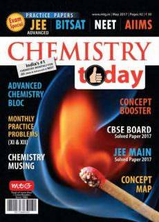 Chemistry Today — May 2017