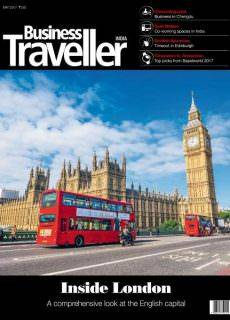 Business Traveller India — May 2017