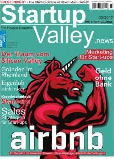 Startup Valley — Nr.3 2017