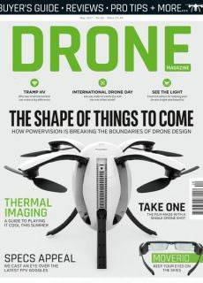 Drone Magazine — Issue 20 — May 2017
