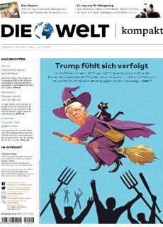Die Welt Kompakt – 19 Mai 2017