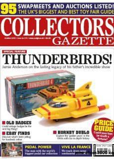 Collectors Gazette – October 2015