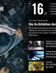SPEKTRUM Spektrum Die Woche – No 16 – 20. April 2017