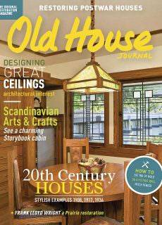 Old House Journal – May 2017